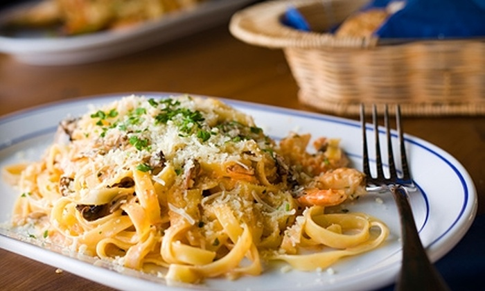 Trocadero Restaurant - Gibson: $15 for $30 Worth of Italian Fare at Trocadero Restaurant in Hamilton