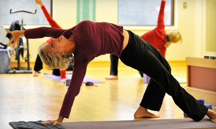 WellStar Health Place - Marietta: $49 for One Month of Unlimited Yoga Classes, Gym Access, and Massage at WellStar Health Place in Marietta ($120 Value)