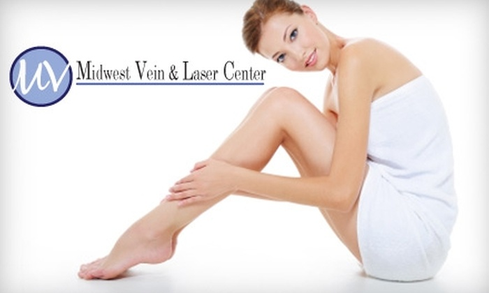 Midwest Vein & Laser Center - Washington: $100 for a Spider-Vein Evaluation and Treatment at Midwest Vein and Laser Center ($375 Value)