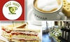 Cafe Ponte - Noe Valley: $10 for $20 Worth of Coffee, Baked Goods, and Cafe Eats at Café Ponte