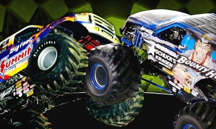 Monster X Tour - Downtown Bakersfield: Four-Ticket Package to the Monster X Tour at Rabobank Arena on January 20 ($229 Value)