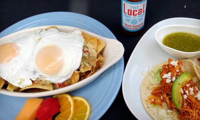 The LocaL - Washington Park: $20 for $40 Worth of Mexican-Inspired Cuisine at The LocaL