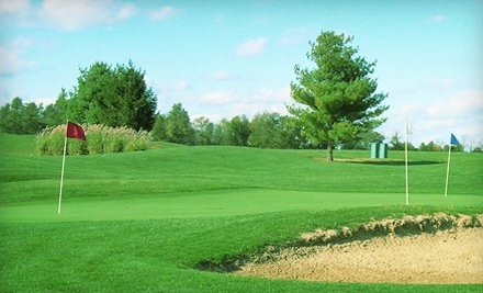 Private Golf Lesson or Range Balls at Man O' War Golf Learning Center (Up to 56% Off). Two Options Available.