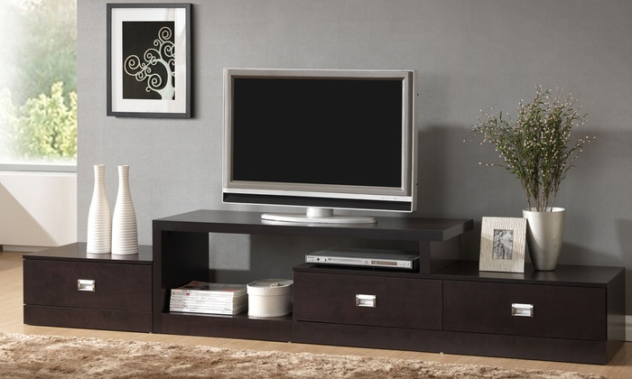 Contemporary Tv Stands Groupon