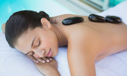 Swedish or Hot Stone Massage at Images Beautique (Up to 53% Off)