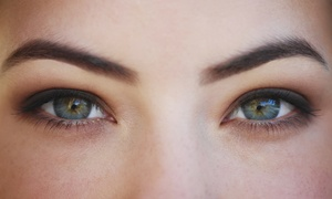 J Graham & Co Salon: One or Three Sessions of Eyebrow Threading at J Graham & Co Salon (33% Off)
