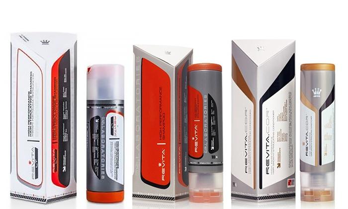 K Chula Salon - Wicker Park: Revita Conditioner, Shampoo, or LT Shampoo with In-Store Pickup at K Chula Salon (Up to 42% Off)