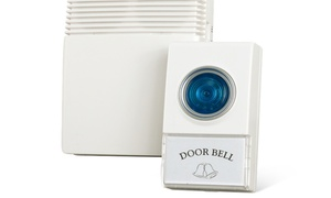 Wireless Doorbell with 10 Different Chimes