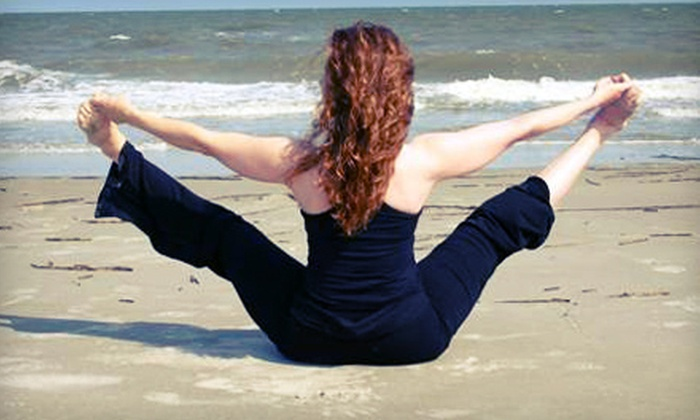 YogiVeda - Bluffton: 5 or 10 Yoga Classes at YogiVeda in Bluffton (Up to 55% Off)