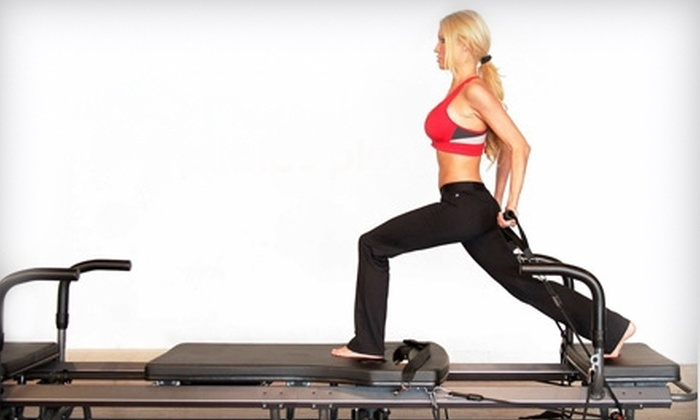 Pilates Plus  - Ashwood,City Center South,Downtown: Three or Eight Pilates Plus Sessions at Pilates Plus in Bellevue (Up to 72% Off)