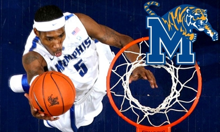 Memphis Tigers - New Pathways: $12 for Two Terrace-Level Tickets to Memphis Tigers Men's Basketball Game ($24 Value). Three Games Available.