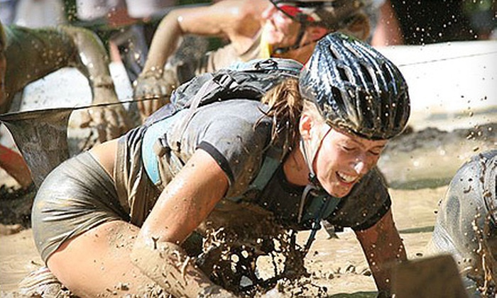 Diamonds & Dirt Women's Adventure Run - Rochester: Diamonds & Dirt Women's Adventure Run for One or Two in Rochester Hills on May 19 (Up to 57% Off)