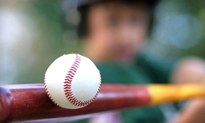 Hitters SportsPlex - Airport: $8 for 10 Batting Cage Tokens ($16 Value) at Hitters SportsPlex in Middleton