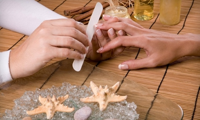 Spa BenMarNico's - Downtown Appleton: $14 for an Essential Manicure at Spa BenMarNico's ($29 Value)