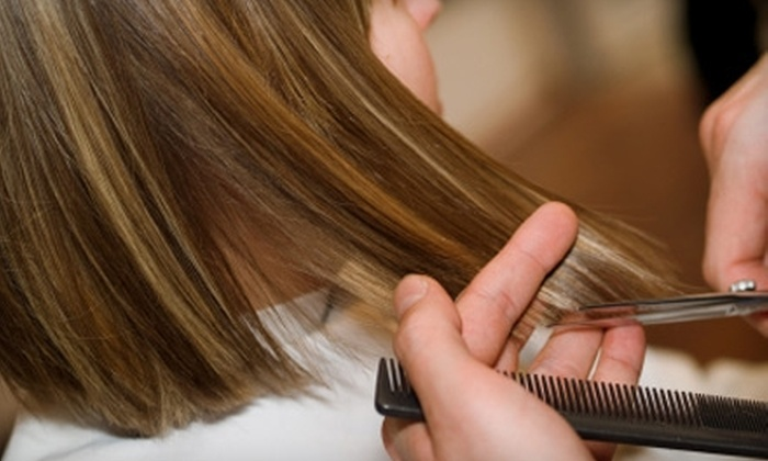 Hair Court - Chili: $45 for a Cut and Full Highlights at Hair Court