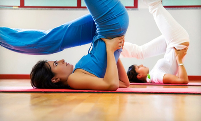 Brick Oven Yoga - East Louisville: $39 for 10 Yoga Classes at Brick Oven Yoga ($125 Value)