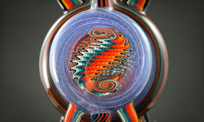 Revere Glass School - Northwest Berkeley: $85 for a Four-Hour Introduction to Glassblowing 1, 2, or 3 Class at Revere Glass School in Berkeley ($220 Value)