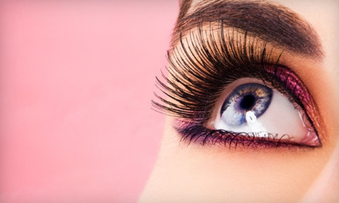 iLash Factory - Uptown: $49 for Set of Eyelash Extensions at iLash Factory ($125 Value)