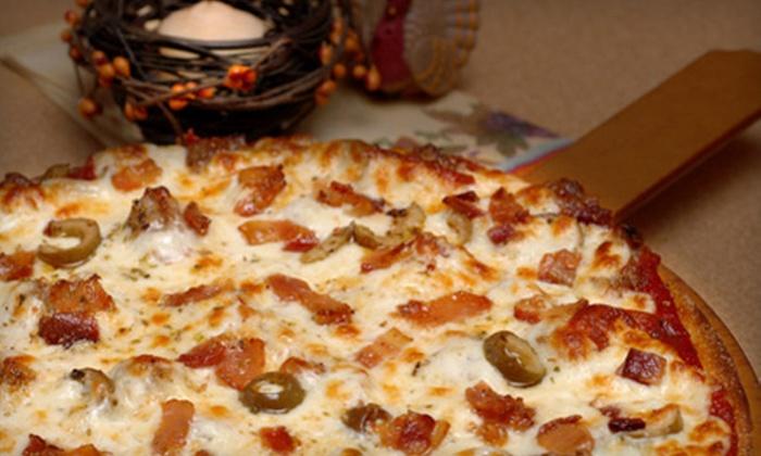 Rosati's Pizza - Garland: $10 for $20 Worth of Italian Cuisine and Drinks at Rosati's Pizza in Garland