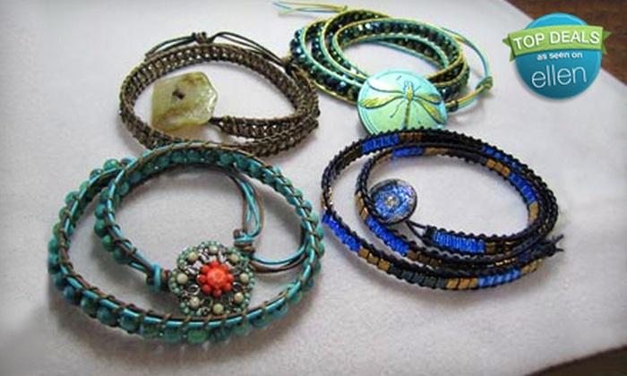 Baton Rouge Bead Company - Shenandoah: $20 for a Three-Hour Ornament- or Bracelet-Making Class at Baton Rouge Bead Company ($40 Value)