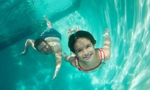 Montsaye Sports Centre: Six or 12 Swimming Passes at Montsaye Sports Centre (Up to 72% Off)
