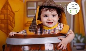 Enio Alves Fotografia: Enio Alves Fotografia – Nova Suíssa: ensaio infantil temático, fotos no CD e impressas com 15 x 21 cm