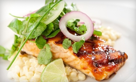 $20 Groupon to Manny's Uptown Kitchen-Loop 360 & Highway 183 - Manny's Uptown Kitchen in Austin