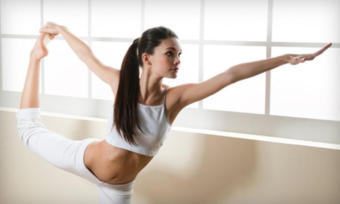 Yogaspot - Wellesley: 10 or 15 Classes at Yogaspot in Wellesley