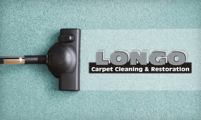 Longo Carpet Cleaning and Restoration - Springfield, MA: $75 for $150 Worth of Cleaning Services from Longo Carpet Cleaning and Restoration