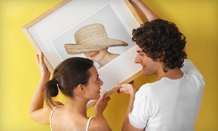 Art & Framing Outlet - Stuart: $75 Worth of Framing