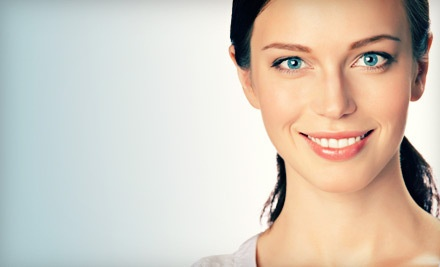 1 Microcurrent Facial (a $139 value) - Skin Bliss in Solon