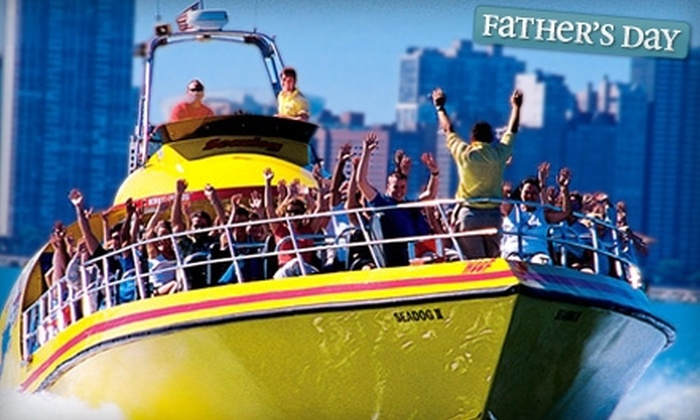 Seadog Cruises - Otterbein: $12 for 50-Minute Speedboat Sightseeing Tour from Seadog Cruises (Up to a $25 Value)