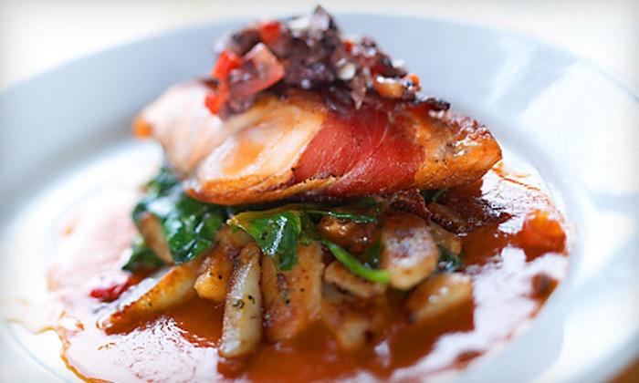 Equinox Restaurant and Bar - Portland: Seasonal Dinner or Brunch Fare at Equinox Restaurant and Bar (Up to 52% Off)