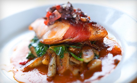 $25 Groupon Toward Dinner - Equinox Restaurant and Bar in Portland