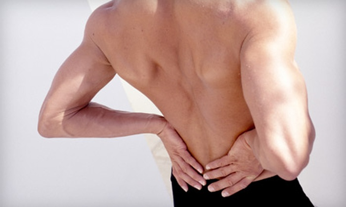 Meridian Chiropractic Clinic - Central Indianapolis: $49 for a Chiropractic Exam, X-rays, Treatment, and a 30-Minute Massage at Meridian Chiropractic Clinic (Up to $359 Value)