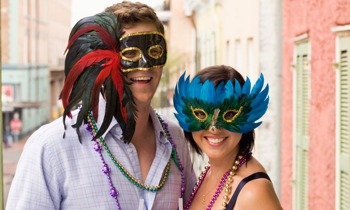 The Houston Taste of New Orleans - Jones Plaza: Entry for Two or Four to The Houston Taste of New Orleans on Saturday, May 21 (50% Off)
