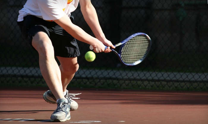 McClain Tennis - Castro: $39 for Two Private Lessons from McClain Tennis ($140 Value)