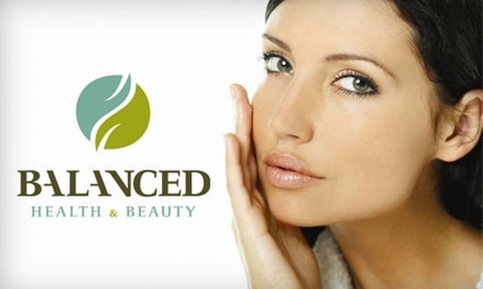 Balanced Health & Beauty - Northwest Austin: $45 for One Photofacial ($395 Value) or $35 for One Microdermabrasion Treatment ($95 Value) at Balanced Health & Beauty