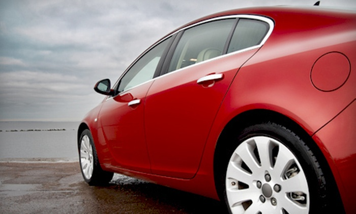 Allstar Platinum Detailing and Cleaning Service - Multiple Locations: $35 for a Gold Detailing Package at Allstar Platinum Detailing and Cleaning Service ($75 Value)