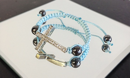 Boutique Apparel and Accessories, or Side Cross Bracelet at Wild Angels Clothing Company (Up to 52% Off)