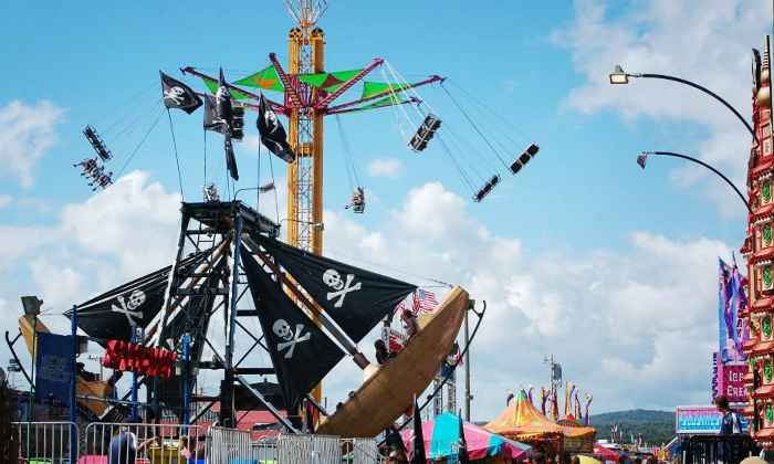 Lancaster Fair - Lancaster, NH: Admission for Two or Four to the Lancaster Fair (Up to 52% Off)