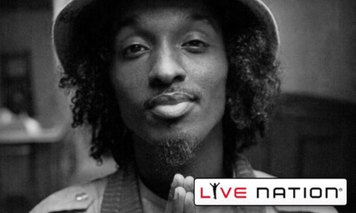 Live Nation - Boston: $30 for Two Tickets to K'Naan and Paper Tongues at House of Blues ($61.20 Value)