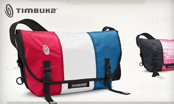 Timbuk2: $50 for $100 Worth of Custom Bags from Timbuk2