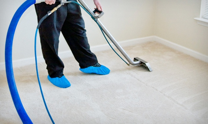 Carpets Cleaned - Pensacola / Emerald Coast: Deep Carpet Cleaning or Tile and Grout Cleaning from Carpets Cleaned (Up to 60% Off). Four Options Available.