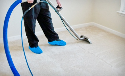 3 Areas of Carpet Cleaning, Valid up to 250 Sq. Ft. Per Area - Carpets Cleaned in