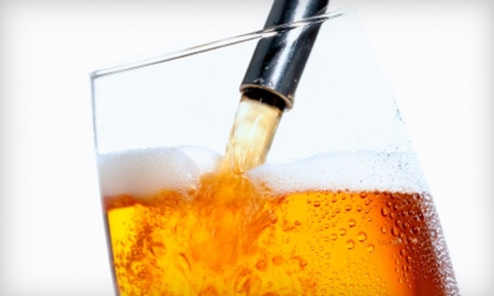 The Checkerboard Tavern - East Central: $10 for $20 Worth of Pub Fare and Drinks at The Checkerboard Tavern