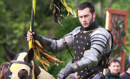 Robin Hood Spring Festival on May 12-13: Two Adult Admissions (a $32 value) - Robin Hood Spring Festival Hosted by Connecticut Renaissance Faire in Guilford