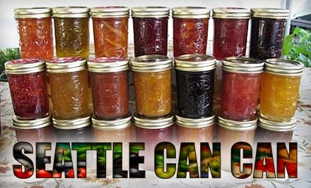Seattle Can Can: Intermediate Canning Class + 10% Off Products - Seattle Can Can in Seattle