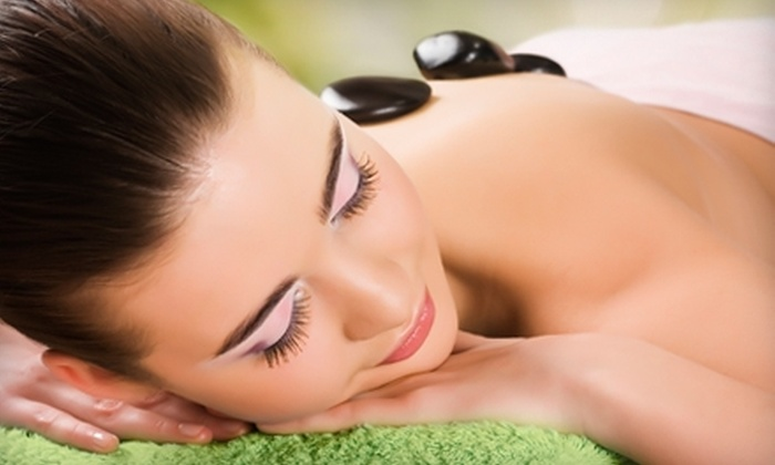 Bliss Foot Spa - Cooksville: $49 for Hour-Long Hot-Stone Massage, Reflexology Treatment, and Pedicure at Bliss Foot Spa in Mississauga ($140 Value)