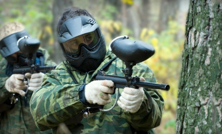 Paintball Excursion for Two (an $80 value) - Paintball Club of Choctaw in Choctaw